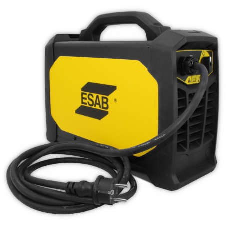 Aparat de sudura ESAB, Tip invertor ROGUE ES180I, 230V, 180A, electrod 1.6-4.0mm 1