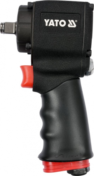 "Pistol pneumatic YATO, mini cheie, 1/2"", 678Nm 1"