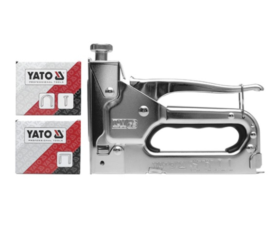 Capsator tapiterie YATO, 3 in 1, 6 - 14mm 0