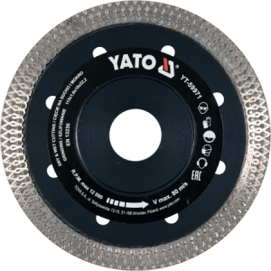 Disc Diamantat YATO, Turbo, Ultra-Subtire, 115mm0