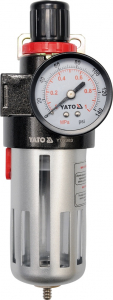 Filtru regulator YATO, cu reductor, 90cm30