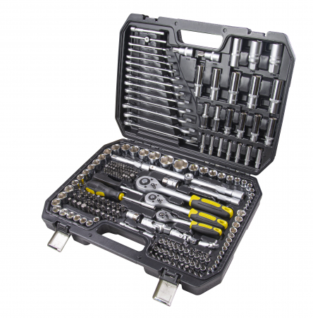 Set TOPMASTER, 216 tubulare ¼ si ½ si 3/8 CR-V First generation TMP