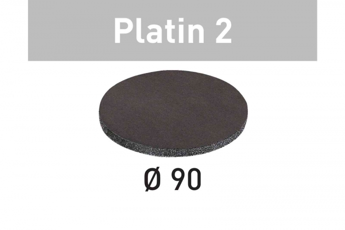 Festool Foaie abraziva STF D 90/0 S4000 PL2/15 Platin 2 3