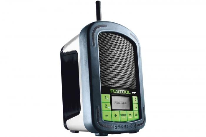 Festool Aparat radio digital BR 10 DAB+ SYSROCK [5]