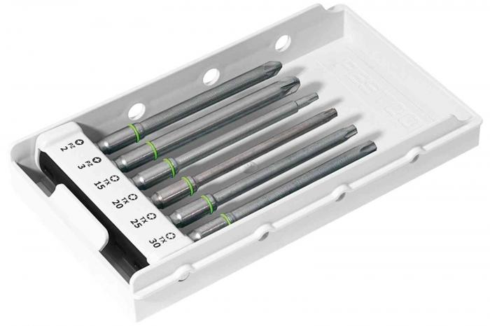 Festool Set de biţi CENTROTEC BITS CE SET TL 6X 0
