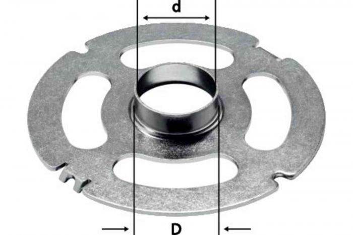 Festool Inel de copiere KR-D 30,0/OF 2200 [0]