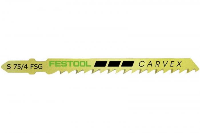 Festool Panza de ferastrau vertical S 75/4 FSG/20 0