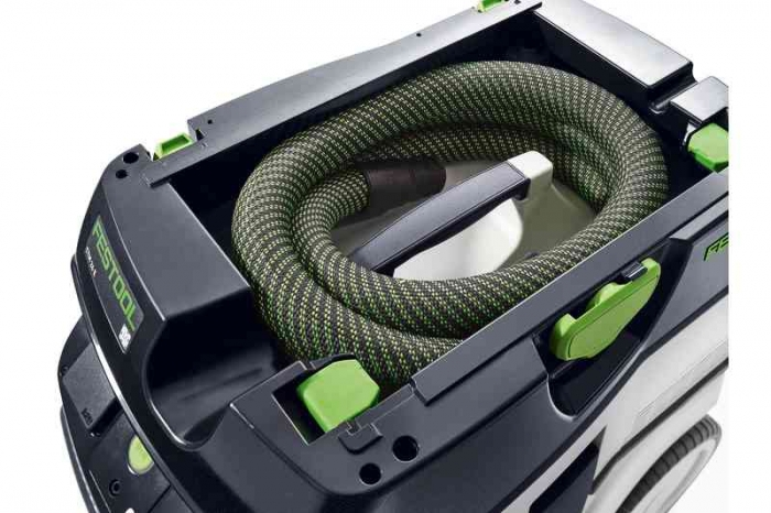 Festool Aspirator mobil CTL 26 E SD E/A CLEANTEC 3