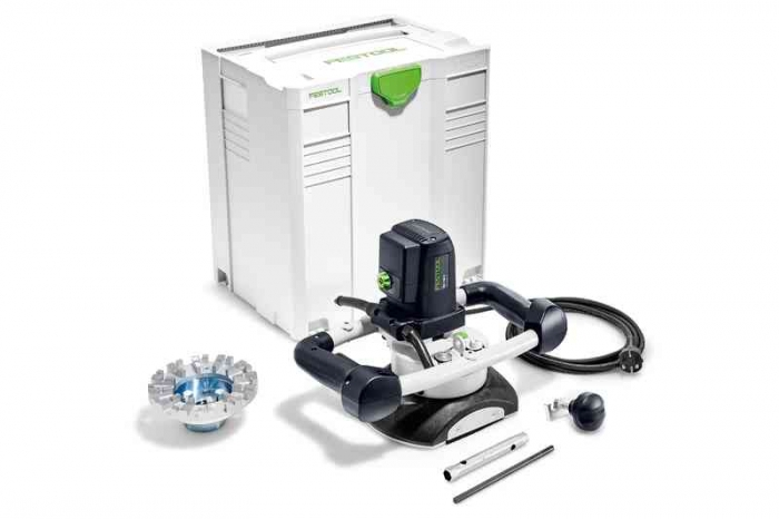Festool Polizorul de renovari RG 150 E-Set DIA HD RENOFIX 0