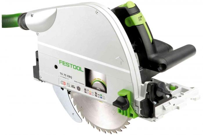 Festool Ferastrau circular TS 75 EBQ-Plus 6