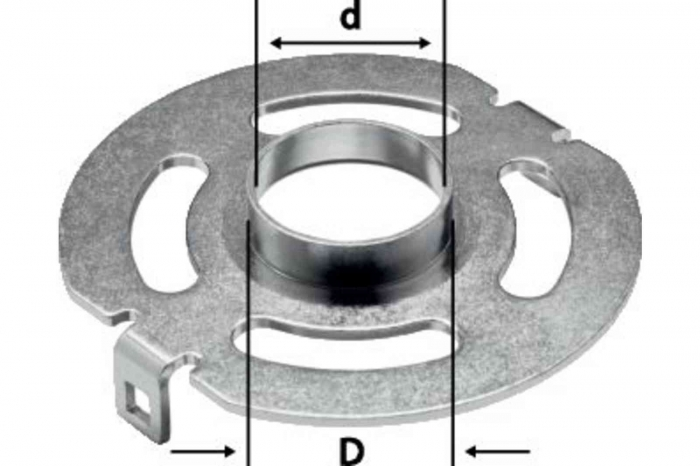 Festool Inel de copiere KR-D 30,0/OF 1400 [0]