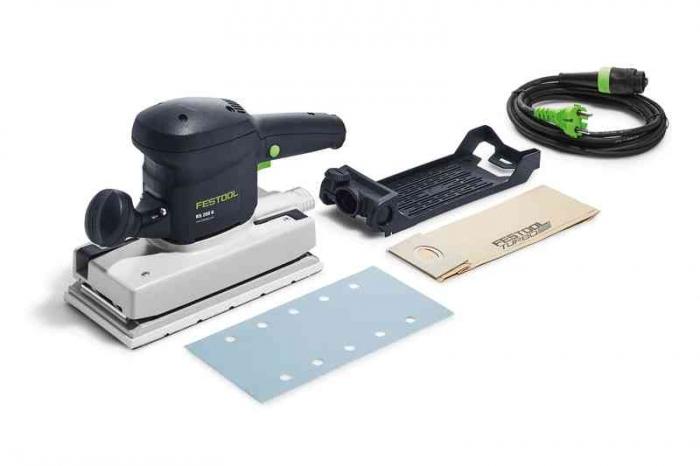 Festool Slefuitor cu vibratie RUTSCHER RS 200 Q 0