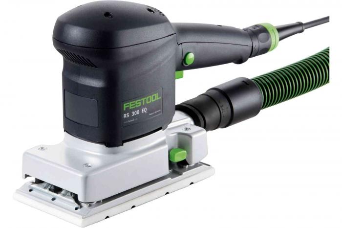 Festool Slefuitor cu vibratie RUTSCHER RS 300 EQ-Set 1