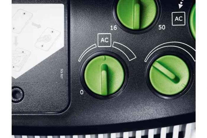 Festool Aspirator mobil CTM 36 E AC CLEANTEC [2]