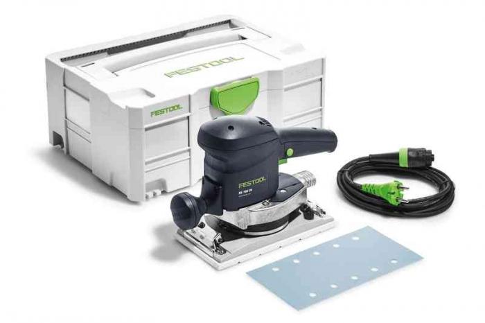 Festool Slefuitor cu vibratie RUTSCHER RS 100 CQ-Plus 0