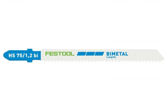 Festool Panza de ferastrau vertical HS 75/1,2 BI/20 0