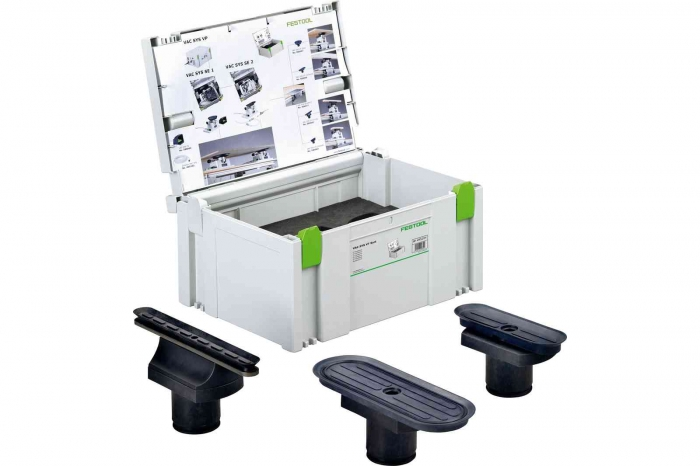 Festool Accesorii SYSTAINER VAC SYS VT Sort 0