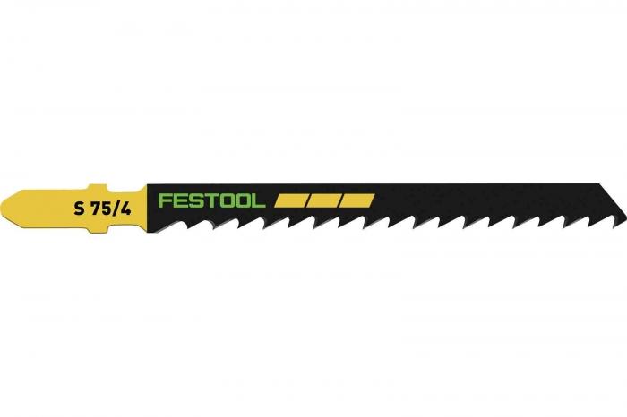 Festool Panza de ferastrau vertical S 75/4/5 0