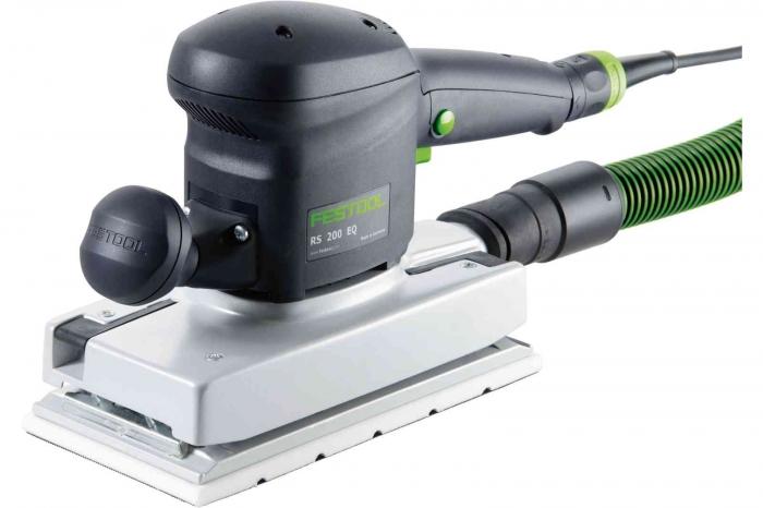 Festool Slefuitor cu vibratie RUTSCHER RS 200 EQ 1