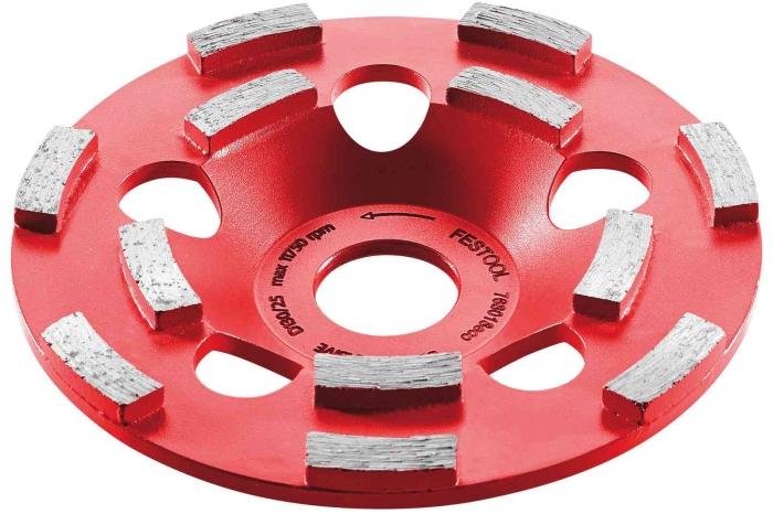 Festool Disc de diamant DIA ABRASIVE-D130-ST 5