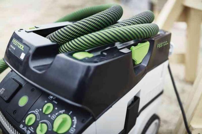 Festool Aspirator mobil CTM 26 E AC CLEANTEC 6