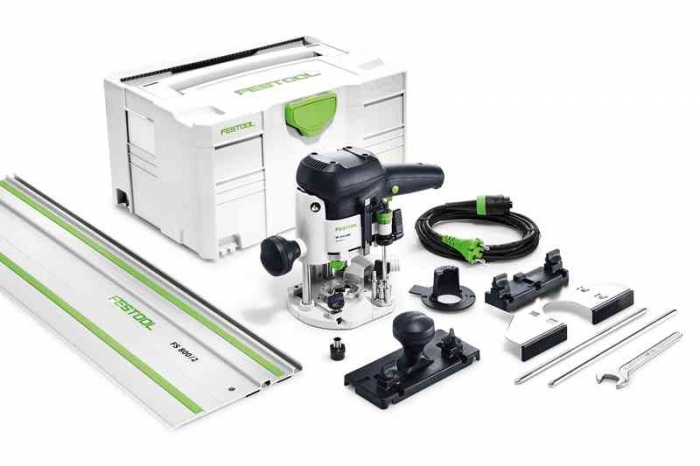Festool Masina de frezat OF 1010 EBQ-Set 1