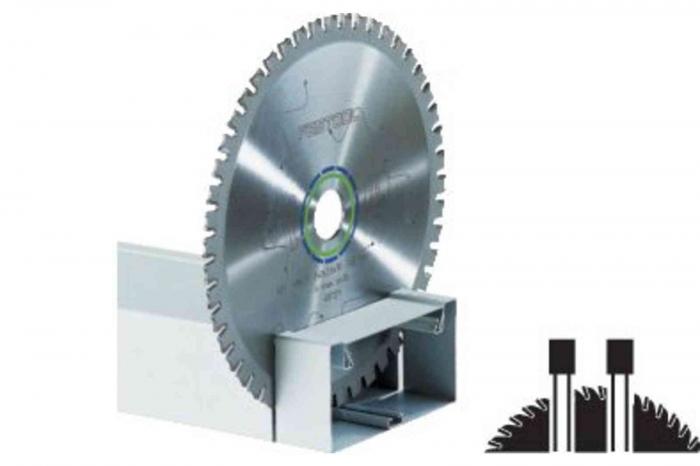 Festool Panza circulara de ferastrau cu dinti plati 350x2,9x30 TF60 0