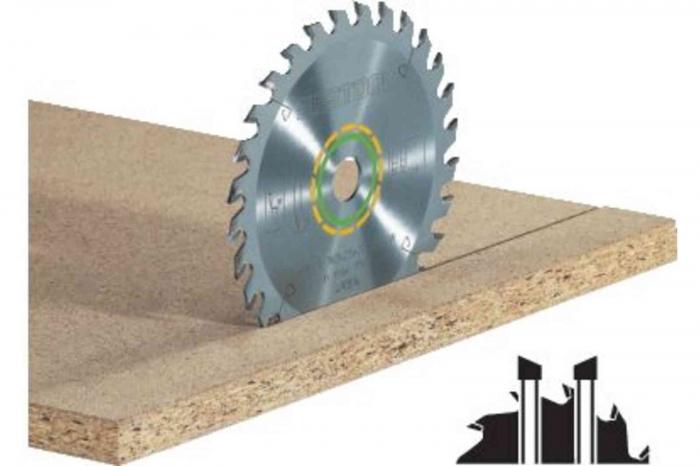 Festool Panza universala de ferastrau 160x2,2x20 W28 0