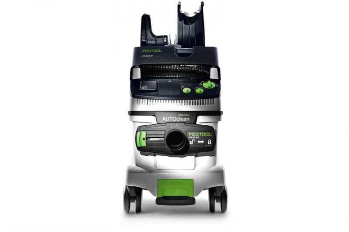 Festool Aspirator mobil CTL 36 E AC-LHS CLEANTEC [5]