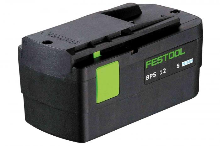 Festool Acumulator BPS 12 S NiMH 3,0 Ah [0]