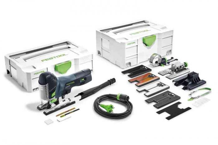 Festool Ferastrau vertical PS 420 EBQ-Set CARVEX [4]