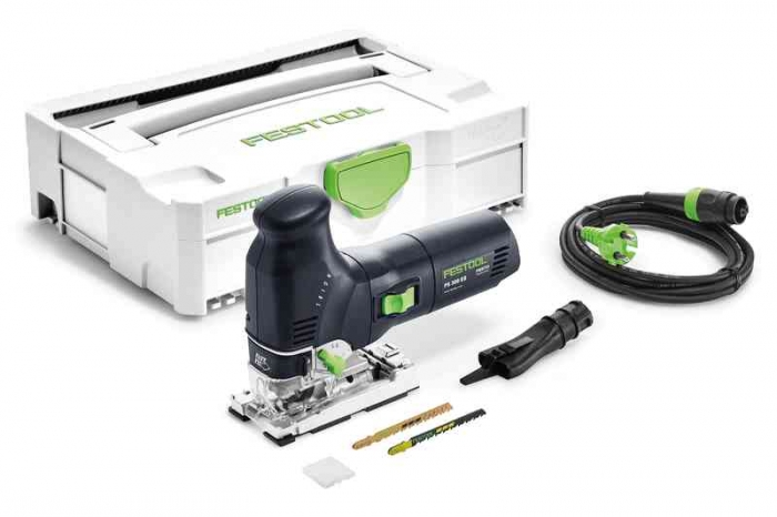 Festool Ferastrau vertical PS 300 EQ-Plus TRION 4