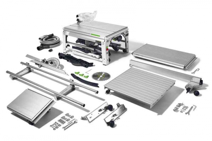 Festool Ferastrau circular CS 70 EBG-Set PRECISIO 10