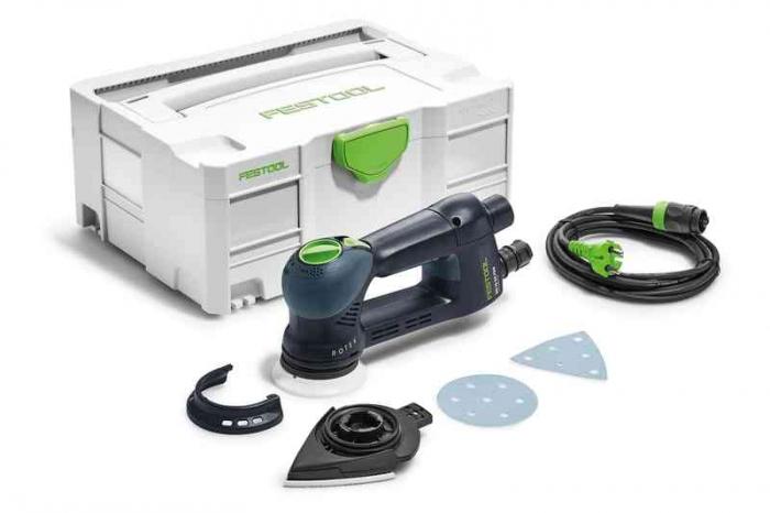 Festool Slefuitor cu excentric RO 90 DX FEQ-Plus ROTEX [1]