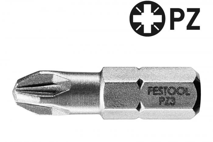 Festool Bit PZ PZ 3-25/10 [1]