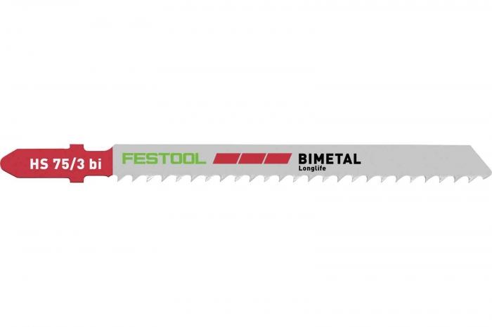 Festool Panza de ferastrau vertical HS 75/3 BI/5 0