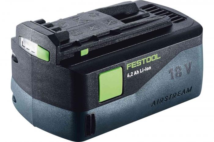 Festool Acumulator BP 18 Li 6,2 AS [0]