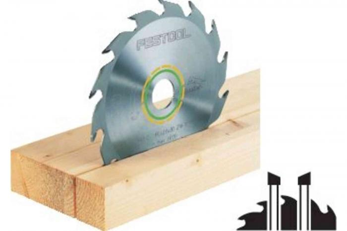 Festool Panza de ferastrau Panther 160x2,2x20 PW12 0