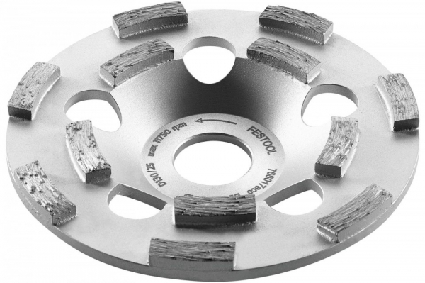 Festool Disc de diamant DIA HARD-D130-ST [0]