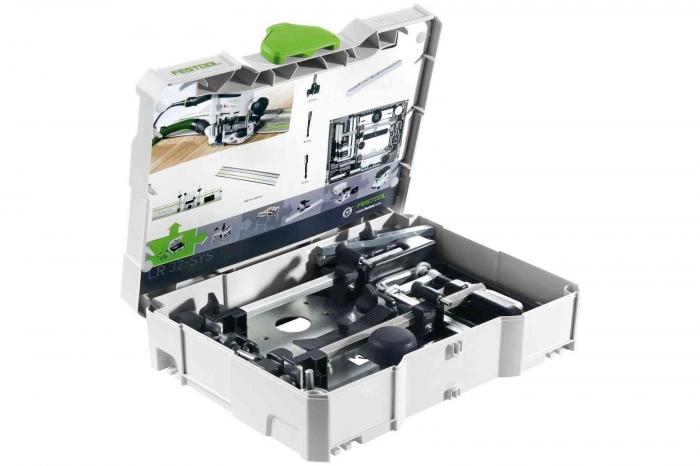 Festool Set pentru gauriri in serie LR 32-SYS 1