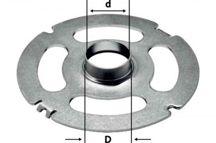 Festool Inel de copiere KR-D 27,0/OF 2200 [0]