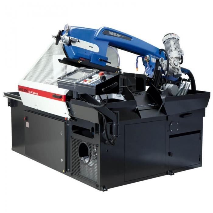 Fierastrau automat NC cu banda pentru metal 300 mm ARG 300 CF-NC 0