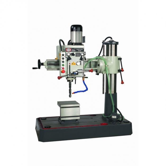 Masina de gaurit radiala 31,5 mm RV-32 0