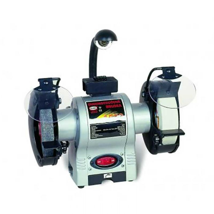 Polizor de banc cu sistem de iluminare 150 mm BKL-1500 0