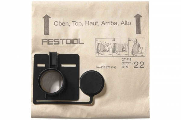 Festool Sac de filtrare FIS-CT 22/5 [0]