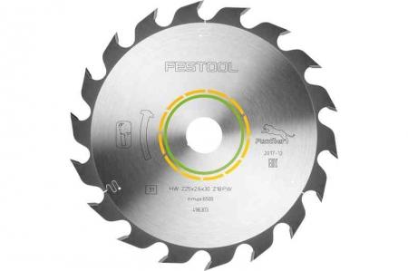 Festool Panza de ferastrau Panther 225x2,6x30 PW18 [1]
