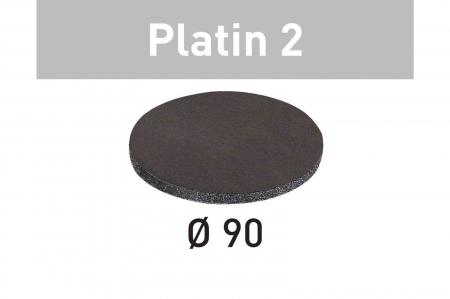 Festool Foaie abraziva STF D 90/0 S500 PL2/15 Platin 20