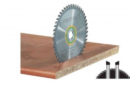 Festool Panza de ferastrau circular cu dinti fini 225x2,6x30 W480