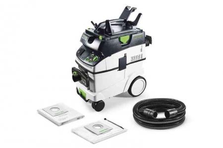 Festool Aspirator mobil CTM 36 E AC-PLANEX CLEANTEC [0]