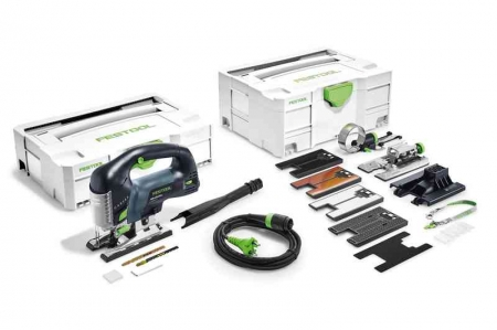 Festool Ferastrau vertical PSB 420 EBQ-Set CARVEX3